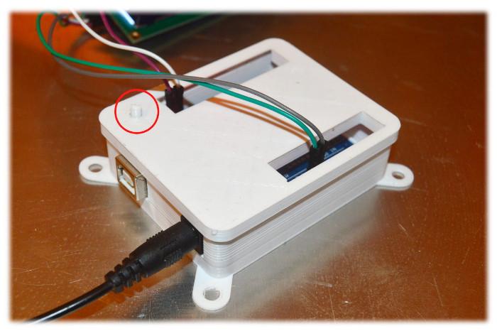 Druk 3W obudowy do płytki Arduino UNO
