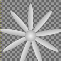 Pierwszy etap tworzenia prostej animacji gif w Gimpie