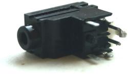 Gniazdo słuchawkowe mni jack 3,5mm wyciągnięte z płyty głównej telewizora kineskopowego Daweoo