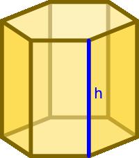 Graniastosłup prawidlowy