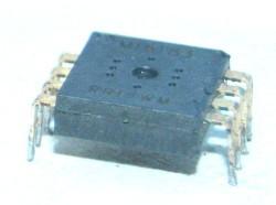 Kamera niskiej rozdzielczości wylutowana z myszki optycznej