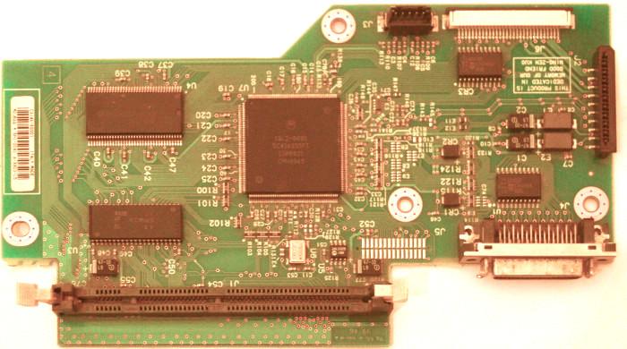 Płytka sterownika drukarki HP LaserJet 1100