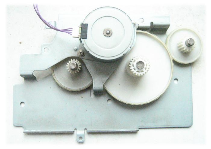 Silnik krokowy z drukarki HP LaserJet 1100