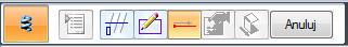 Solid Edge - pasek narzędziowy wyciągnięcia śrubowego - krok początek