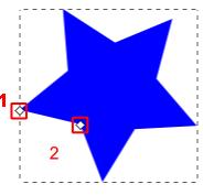 Edycja gwiazdy