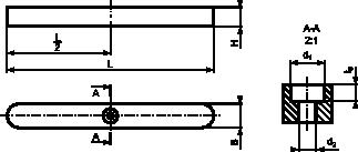 Rysunek wpustu typu <b>C</b>