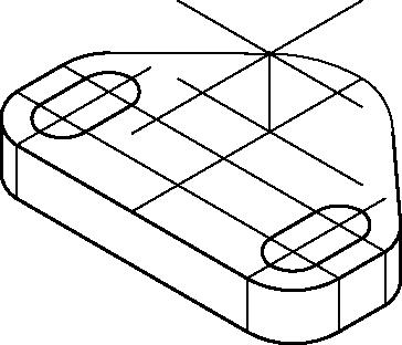 Dodanie osi części walcowej obiektu.